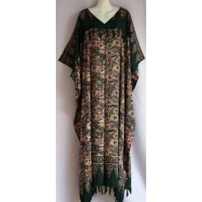 KAFTAN HIPPIE DRESS PLUS SIZE