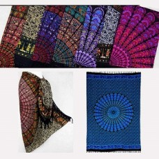 Mandala Sarongs and Pareos